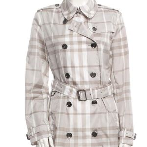 Authentic Burberry rain jacket